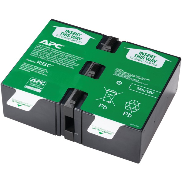 American Power Conversion Corp APCRBC123 APC APCRBC123 UPS Replacement Battery Cartridge # 123