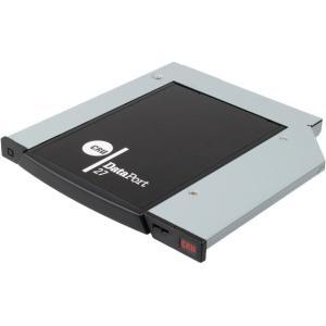 CRU-DATAPORT LLC 8270-6473-8500 DP27 REMOVABLE DRIVE FRAME AND CARRIER FOR HP PROBOOK 650 OPTICAL BAY