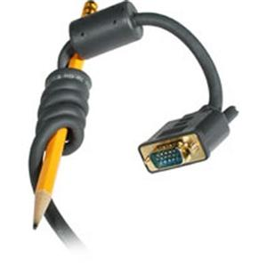 C2G 28245 25ft Flexima(TM) VGA Monitor Cable M/M - In-Wall CL3-Rated