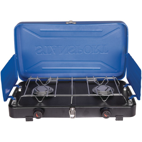 Stansport 203-93-50 2 Burner Propane Stove