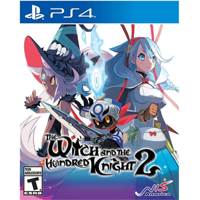 Sega TW-03032-4 Witch and Hundred Knight 2 PS4