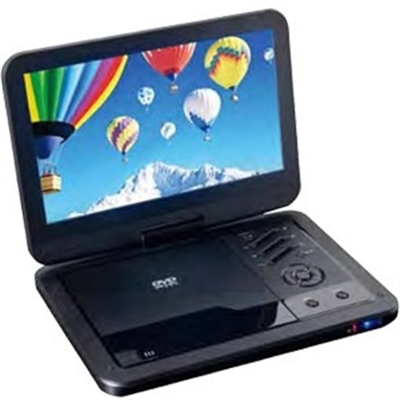 "Supersonic SC-1710DVD 10.1"" Portable DVD"
