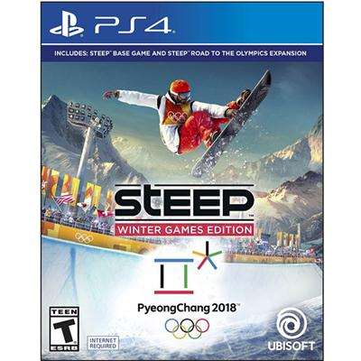 Ubisoft UBP30522133 Steep Winter Games Edition PS4