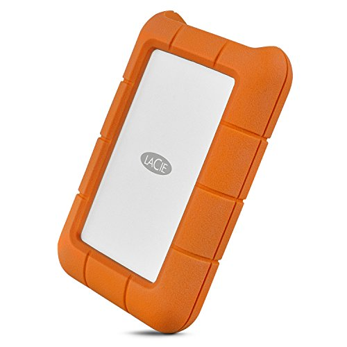 LACIE LTD. STFR5000800 LACIE RUGGED USB-C MOBILE DRIVE 5TB