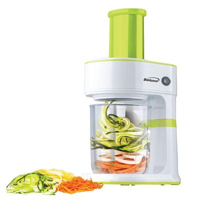 BRENTWOOD FP-560G Electric Vegetable Spiralizer