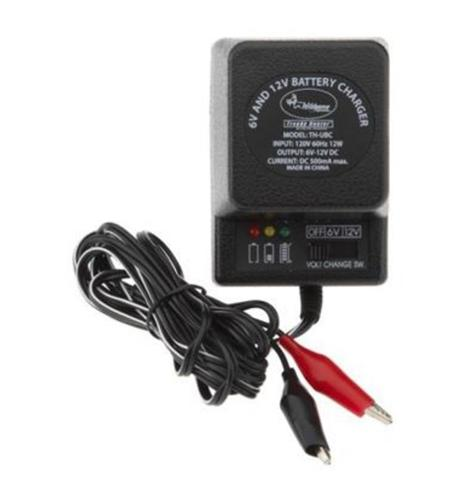 American Hunter BL-C6/12 6/12V BATTERY CHARGER