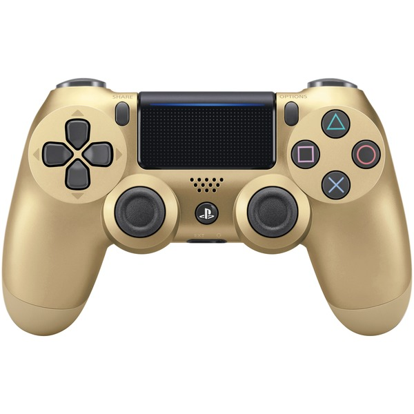 SONY INTERACTIVE ENTERTAINMENT 3001818 PS4AC DS4 CONTROLLER GOLD