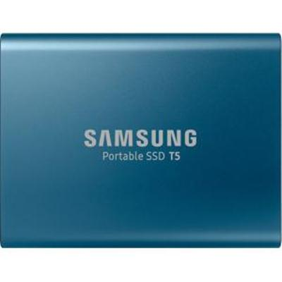 SAMSUNG ELECTRONICS AMERICA MU-PA250B/AM T5 PORTABLE 250GB USB 3.0 EXTERNAL SSD