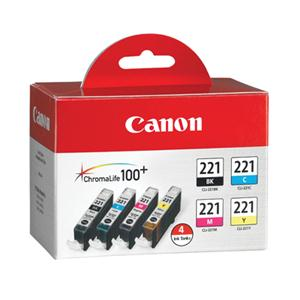 Canon, Inc 2946B004 Canon Black and Color Ink Cartridges