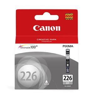 Canon, Inc 4550B001 Canon CLI-226 Ink Cartridge - Gray