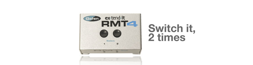 Gefen EXT-RMT-2X2 RMT-4 (2 Button)