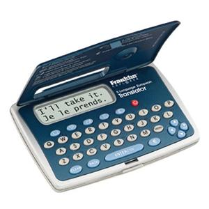 franklin kid 1250 electronic dictionary