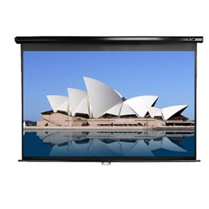 Elite Screens, Inc M92UWH Elite Screens Manual Pull Down Projection Screen